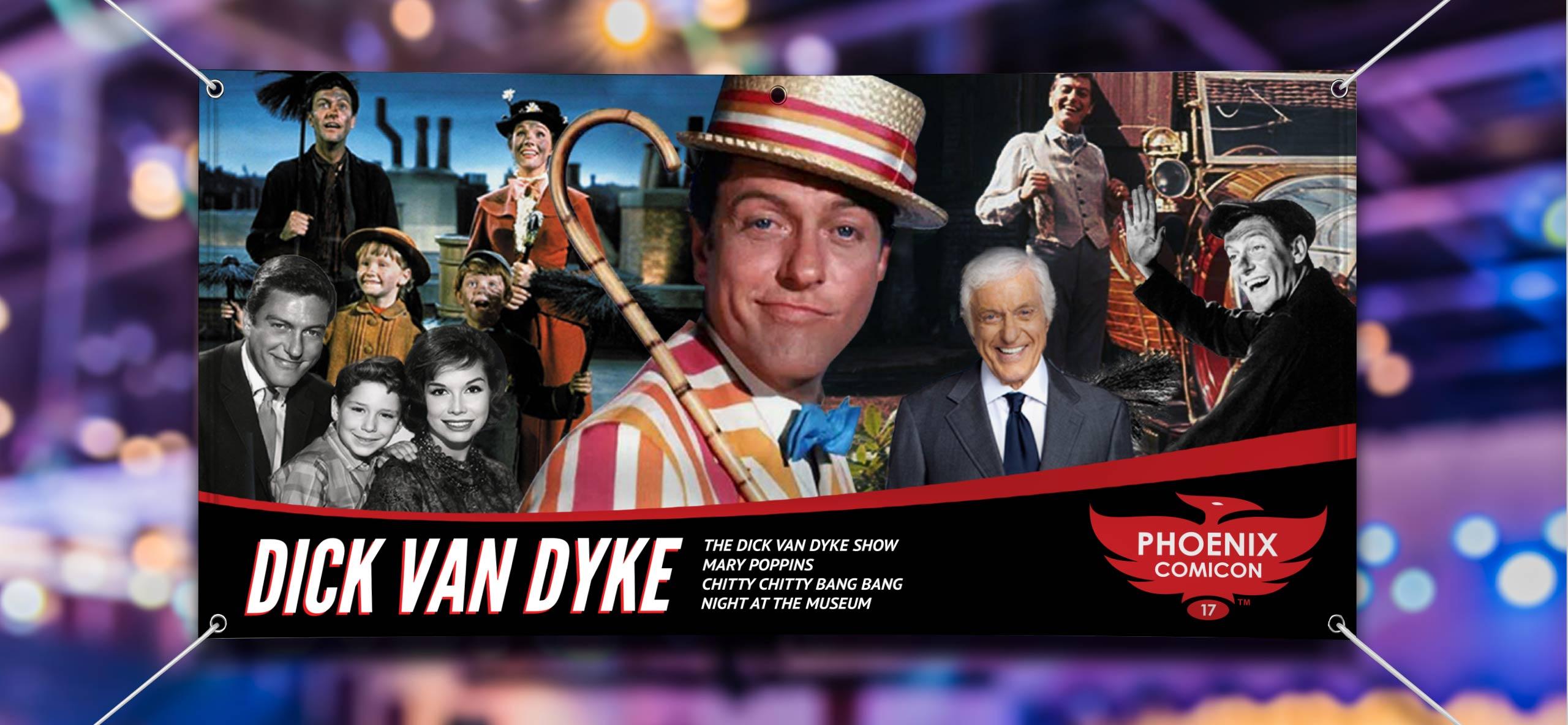 Dick Van Dyke Guest Banner