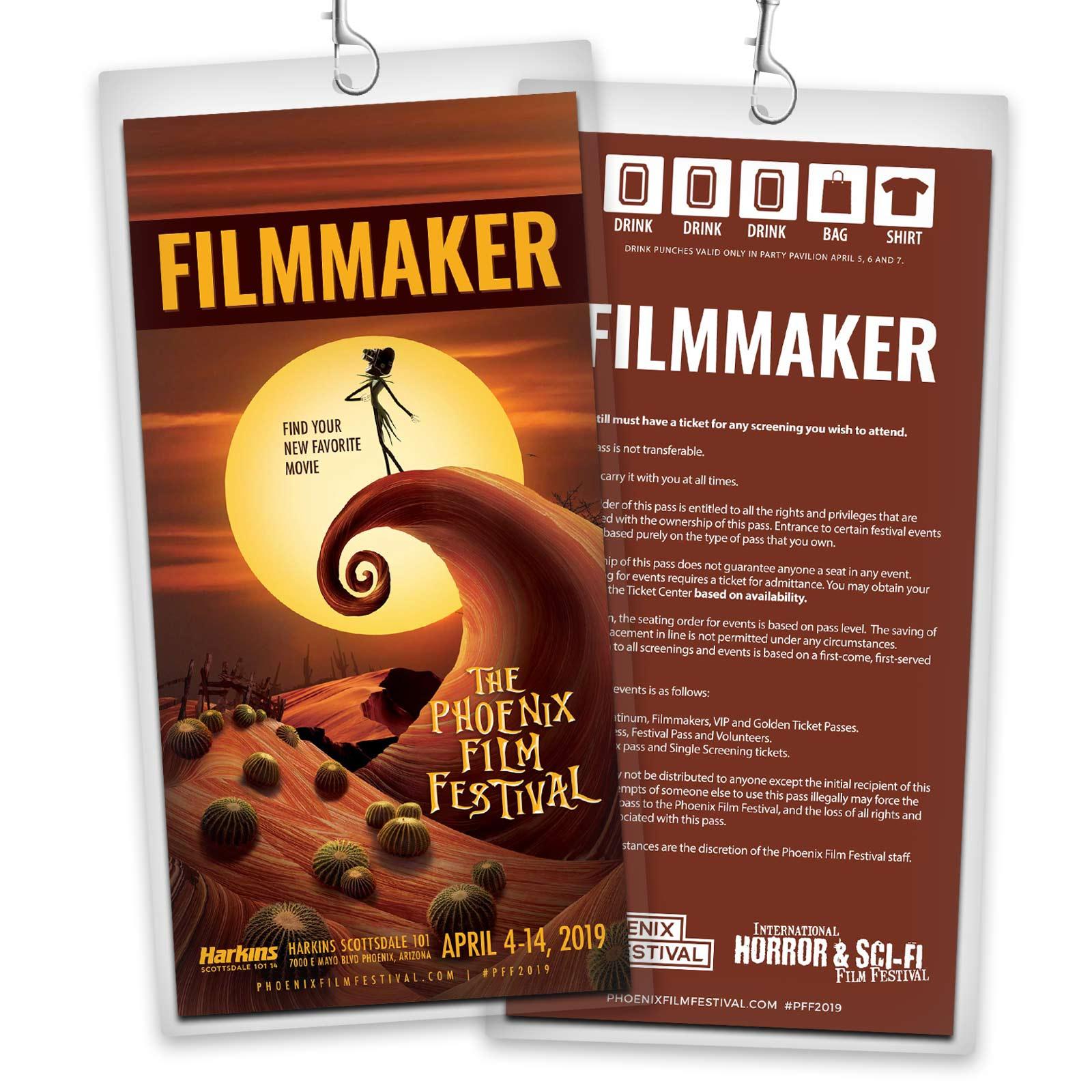 Phoenix Film Festival - Passes